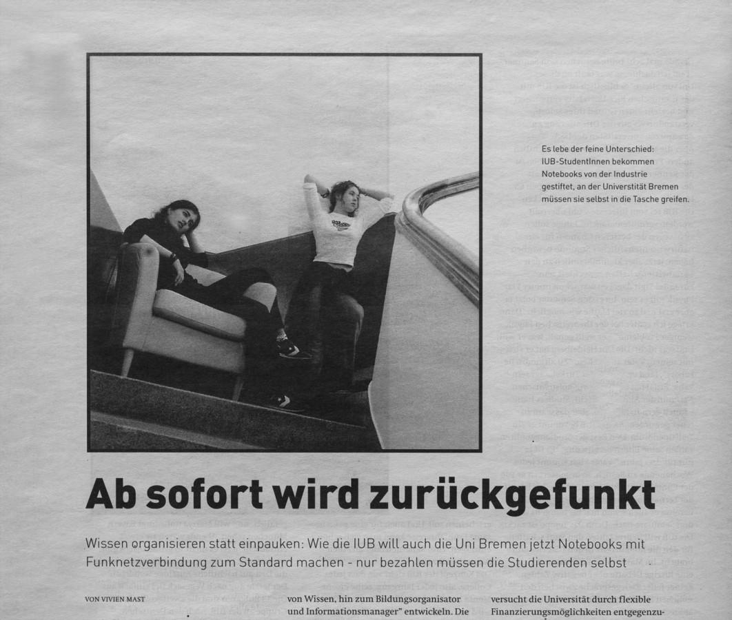 TAZ Newspaper