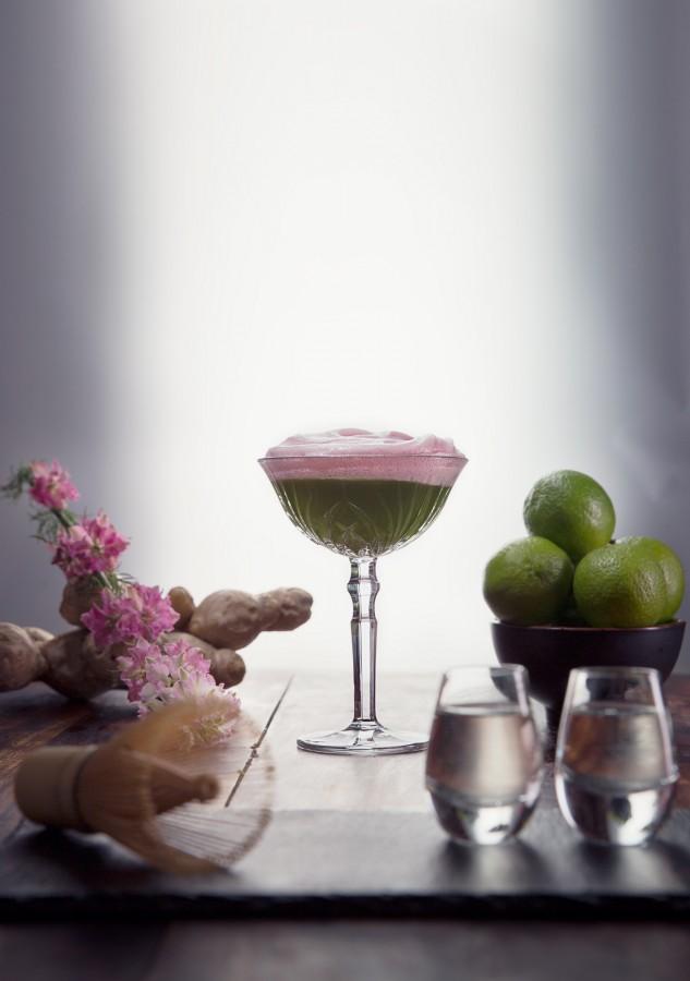 "Cocktail:  ""Mr. Miyagi"""